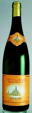 RIESLING D`ALSACE A.O.C. Cave Vinicole Hunawihr
