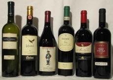 Überraschungspaket mit hochwertigen Weinen aus Italien