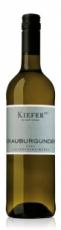 GRAUBURGUNDER TROCKEN Weingut Kiefer Eichstetten am Kaiserstuhl