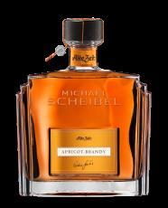 ALTE ZEIT Apricot-Brandy Scheibel Schwarzwaldbrennerei