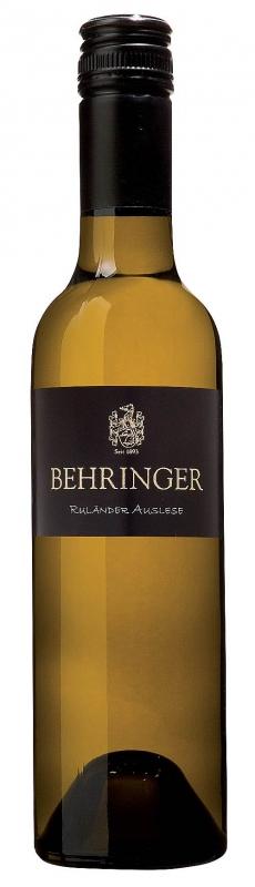 RULÄNDER 0.375 Ltr. Flasche Weingut Ernst und Adolf Behringer