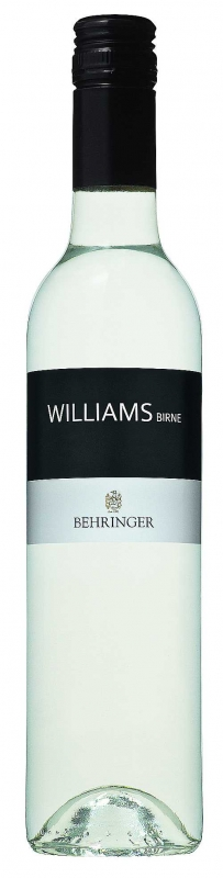 Exclusiv Williams Christ Birnenbrand 0.5 Ltr. Flasche Weingut Ernst und Adolf Behringer